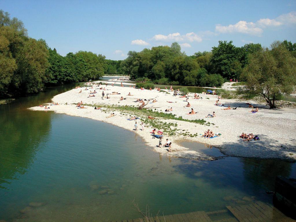 Der perfekte Plan Teil 2: Relaxen in der City - MunichGayGuide