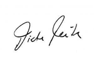 Unterschrift Dieter Reiter